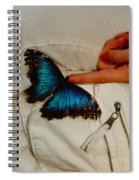 A Personal Touch Spiral Notebook