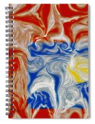 A Piece Of Heaven For Everyone Spiral Notebook