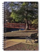 A Place For Day Dreaming Spiral Notebook