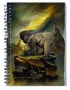 A Place To Be-to Grow-to Dream Spiral Notebook