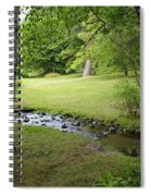 A Place To Dream Awhile Spiral Notebook