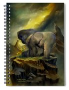 A Place To Grow Spiral Notebook