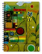 A Place To Grow II Spiral Notebook