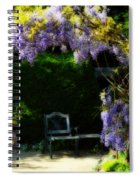 A Place To Rest Spiral Notebook