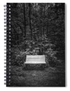 A Place To Sit Spiral Notebook