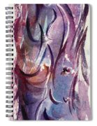 A Pretty Moment Spiral Notebook