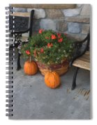 A Promise Of An Amish Harvest Spiral Notebook