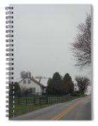 A Promise Of An Early Spring Spiral Notebook