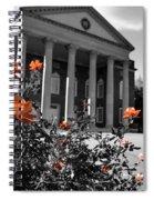 A Quaint Southern Town Spiral Notebook