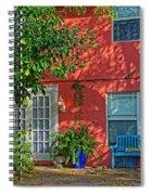 A Quiet Respite Spiral Notebook
