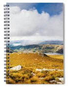 A Range Of Colours Spiral Notebook
