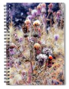 A Rather Thorny Subject Spiral Notebook