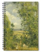 A Rest In The Meadow Spiral Notebook