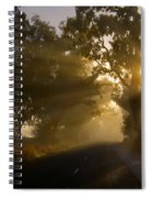 A Road Less Traveled Spiral Notebook