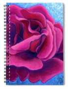 A Rose Is A Rose.. Spiral Notebook