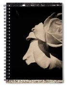 A Rose Is But A Rose  Spiral Notebook