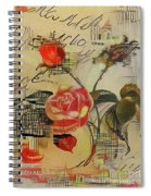 A Rose Story Spiral Notebook