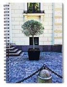 A Royal Tree Spiral Notebook