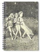 A Scarecrow Spiral Notebook