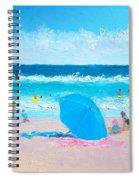 A Sea Breeze Spiral Notebook