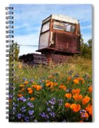A Season For Everything Spiral Notebook