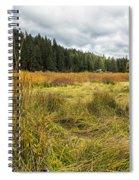 A Seasonal View Spiral Notebook