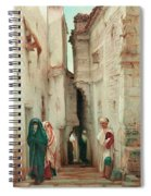 A Secret Admirer Spiral Notebook