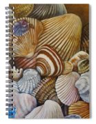 A Shell Of A Good Time Spiral Notebook