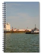 A Ships Guide Spiral Notebook