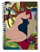 A Shoulder To Cry On No. 3 Spiral Notebook