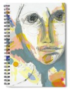 A Shrewd Woman Spiral Notebook