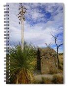 A Shrine In The Desert Spiral Notebook