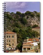 A Sicily View Spiral Notebook