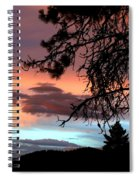 A Sky To Behold Spiral Notebook