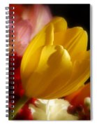 A Softer Shade Of Yellow Spiral Notebook