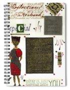 A Special Friend Spiral Notebook