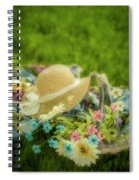 A Spring Afternoon Spiral Notebook