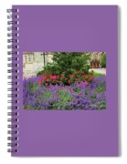 A Spring Bouquet From Mount Vernon, Baltimore Spiral Notebook