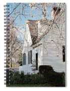 A Spring Day In Colonial Williamsburg Spiral Notebook