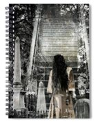 A Stairway To Heaven Spiral Notebook