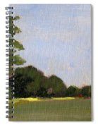 A Streak Of Sun - Queeny Park Spiral Notebook