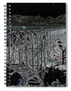 A Stroll Spiral Notebook