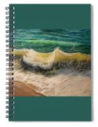 A Study Of Water Spiral Notebook