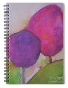A Summer Day Spiral Notebook