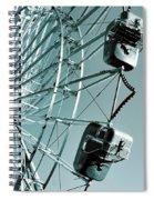 A Summer Ride Spiral Notebook
