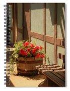 A Sunny Spot Spiral Notebook