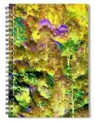A Surreal Environment Spiral Notebook