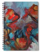 A Swanky Affair Spiral Notebook