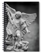 A Sword Of Justice Spiral Notebook