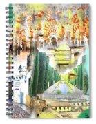 Cordoba Faith Spiral Notebook
